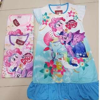 My Little Pony sleep dress