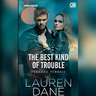 Ebook The Best Kind Of Trouble