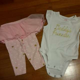 Brand New Carters set