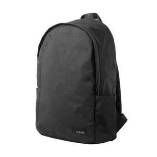 Tas Backpack Ransel by NAMA Lite 301 Black Anti Air