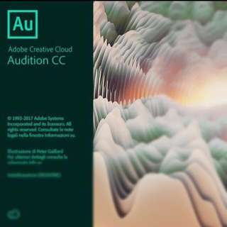 Adobe Audition CC 2018 (Win/Mac)