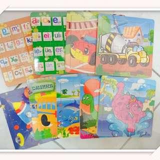 Puzzle (10pieces)