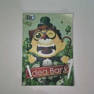 Idea Bank 1 by Kenneth Lau's Team