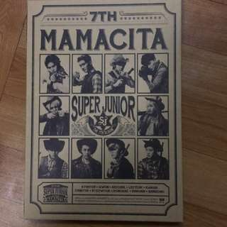 super junior mamacita專輯