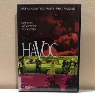 Havoc DVD