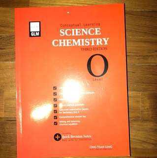 O LEVEL CHEMISTRY Conceptual Learning (3rd Edition)