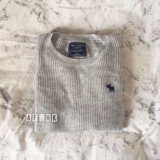 abercrombie &fitch sweater size s