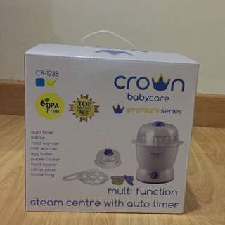 Crown baby care multifunction