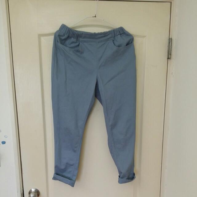 顯瘦褲/9.5成新