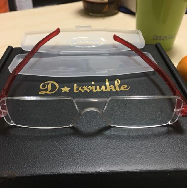 放大眼鏡老花眼鏡