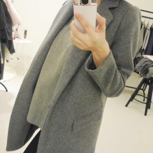正韓 羊毛外套