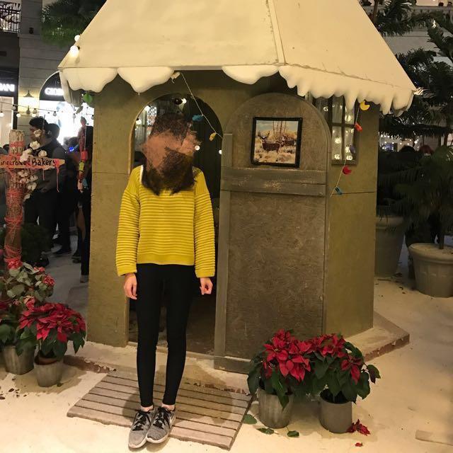 質感上衣 毛衣 9成新穿過一次 #冬季衣櫃出清