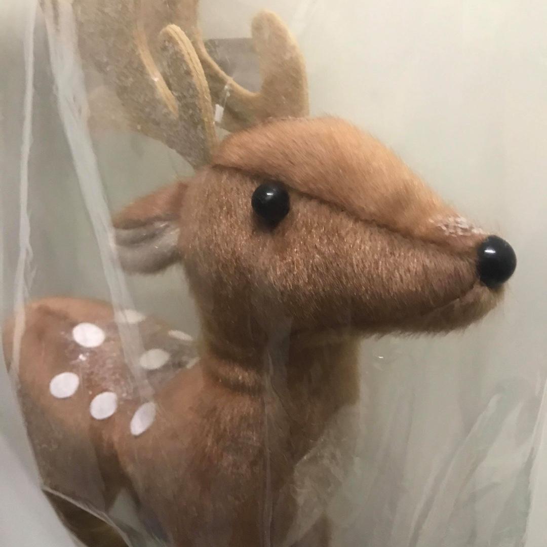 梅花鹿 全新 玩偶禮物禮品