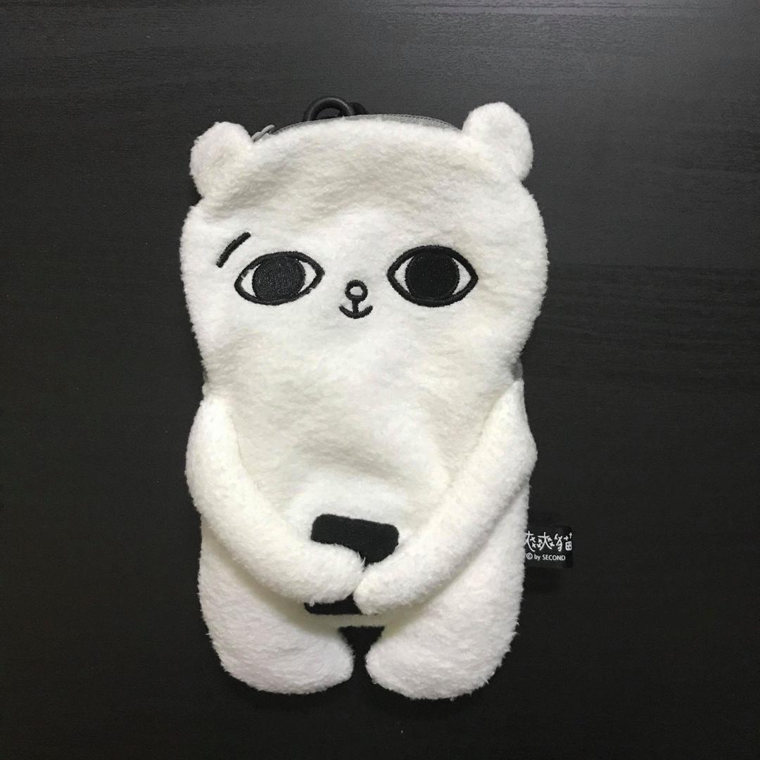 爽爽貓second 文創商品 全新未使用 手機袋 小包包
