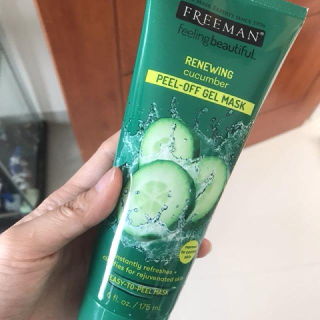 [ Original ] Freeman Peel Off Mask Variant Cucumber