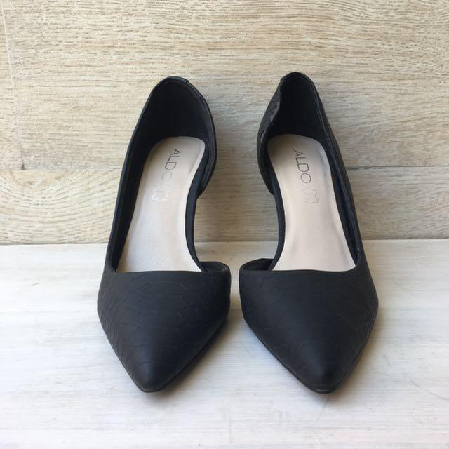 Aldo Faux Leather Heels