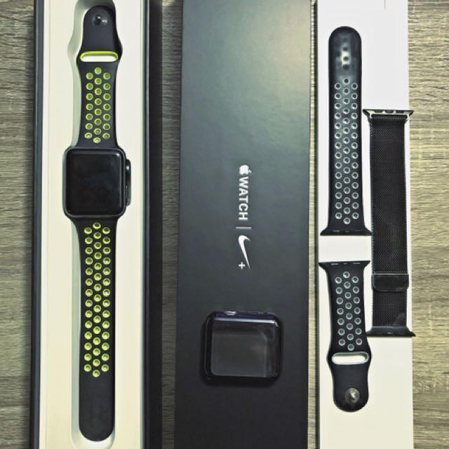 Apple Watch Nike series 2 (GPS)