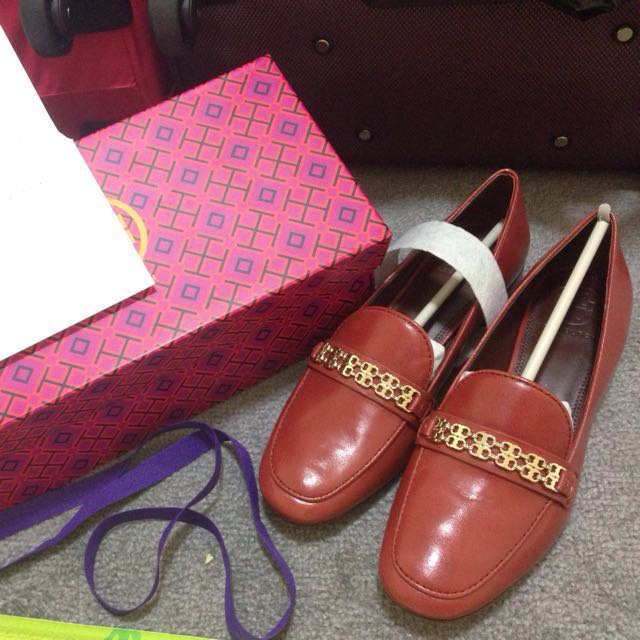 Authentic and Brand New TORY BURCH Loafer