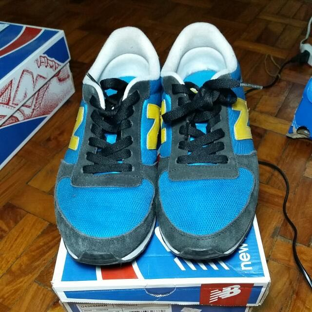 AUTHENTIC NEW BALANCE 430 BLUE