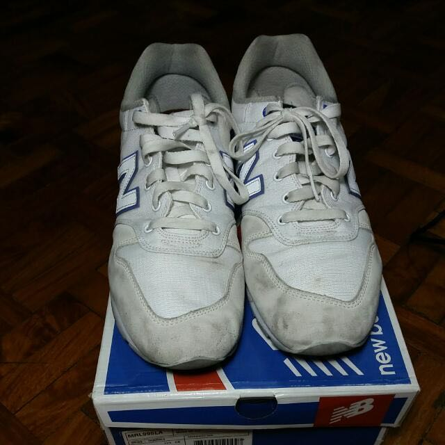 AUTHENTIC NEW BALANCE 996 WHITE