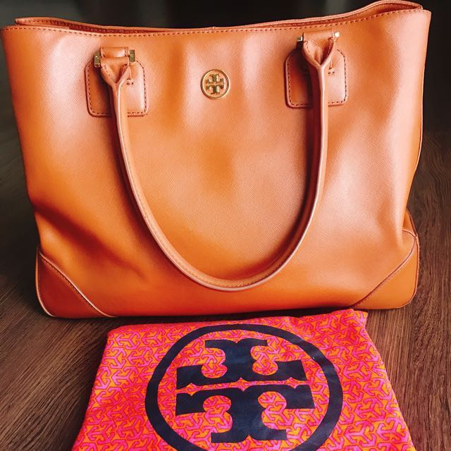 4c8673ef70 Authentic Tory Burch Bag - Camel Color, Women's Fashion, Women's ...
