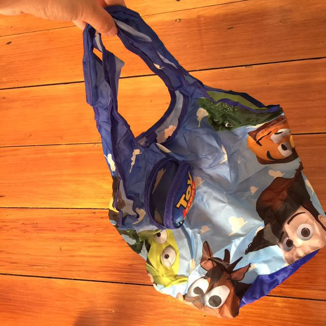 Back up carry bag