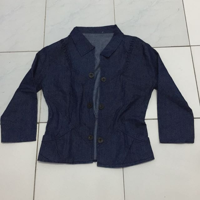 Blazer Denim