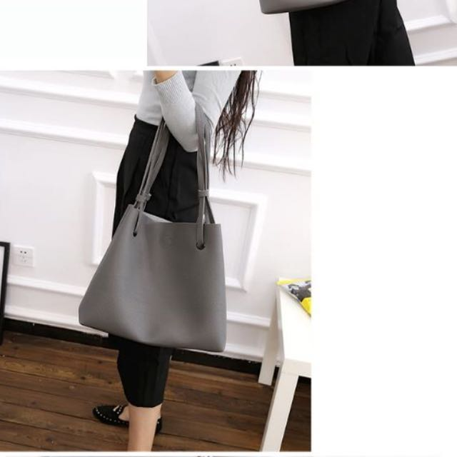 BN Hand bag with pouch