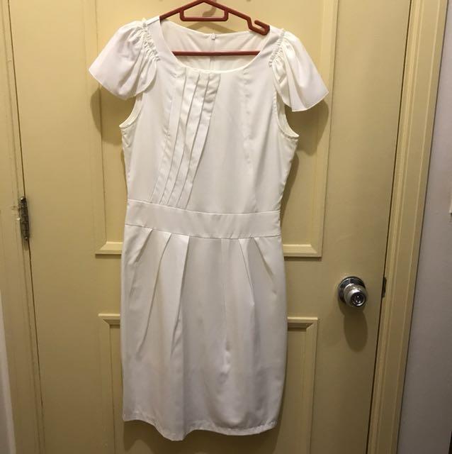 💎BN 💎White Dress