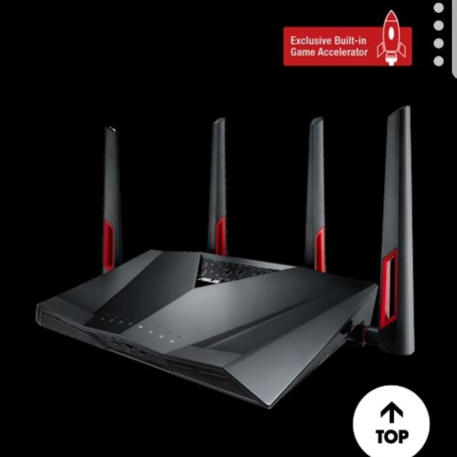 BNIB Asus RT-AC88U Router