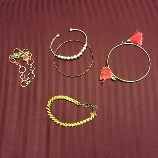 Bracelets (Bulk lot)