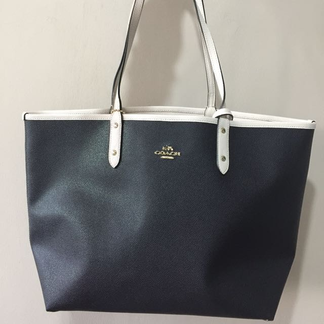 Brand new COACH reversible tote bag