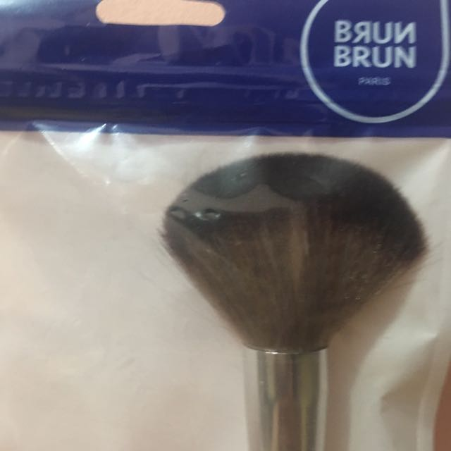 Brush burnburn