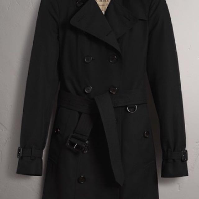 Burberry 女生風衣外套