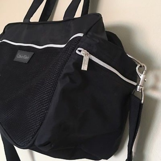 Calvin klein travel/gym bag