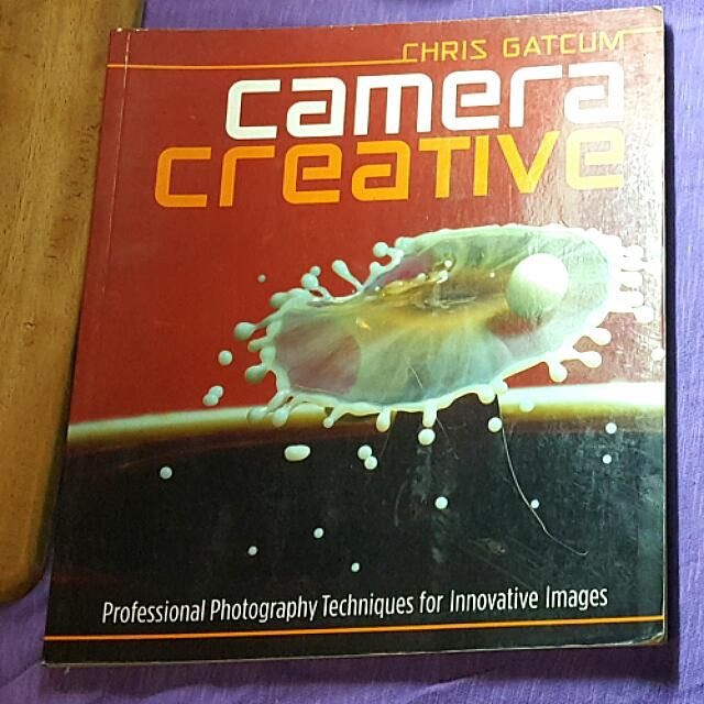 Camera Creative: Professional Photography Techniques For Innovative Images (Book)