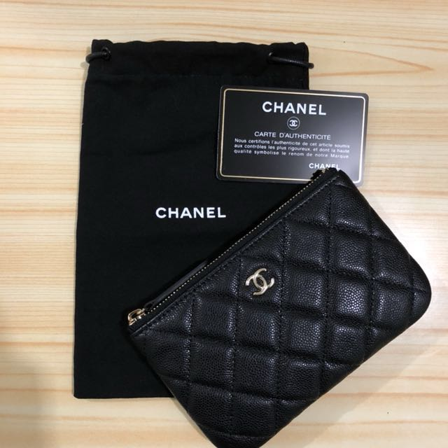 73b5e4fab739 CHANEL - Coins Bag, Luxury, Bags & Wallets on Carousell