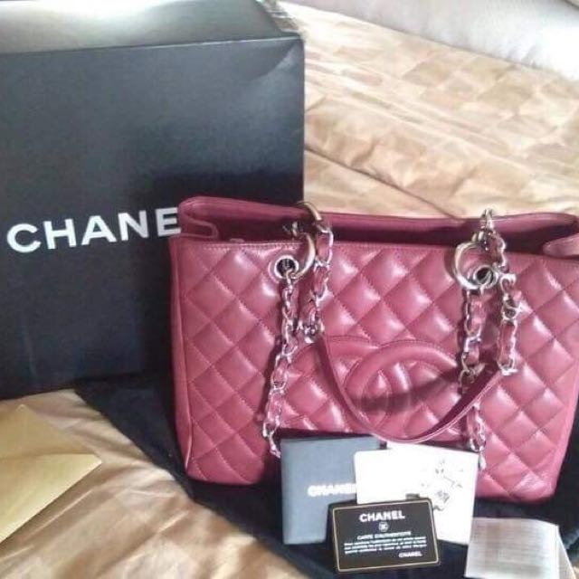 Chanel GST Tote Large Bag