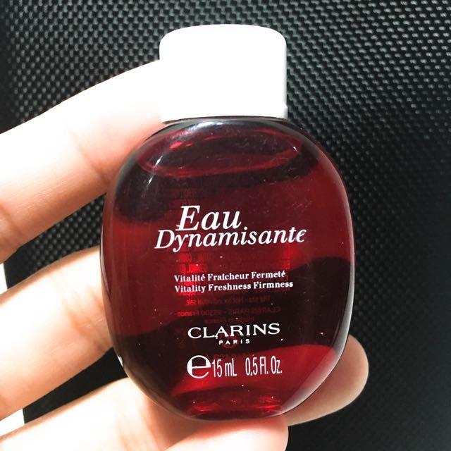 Clarins Eau de Dynamisante Perfumes ORI 15ml eau de soins