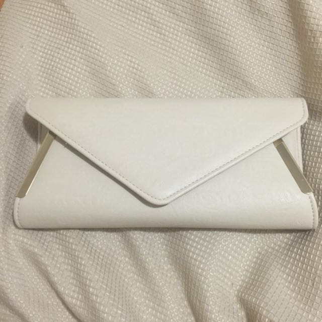 Colette Nude Formal Clutch