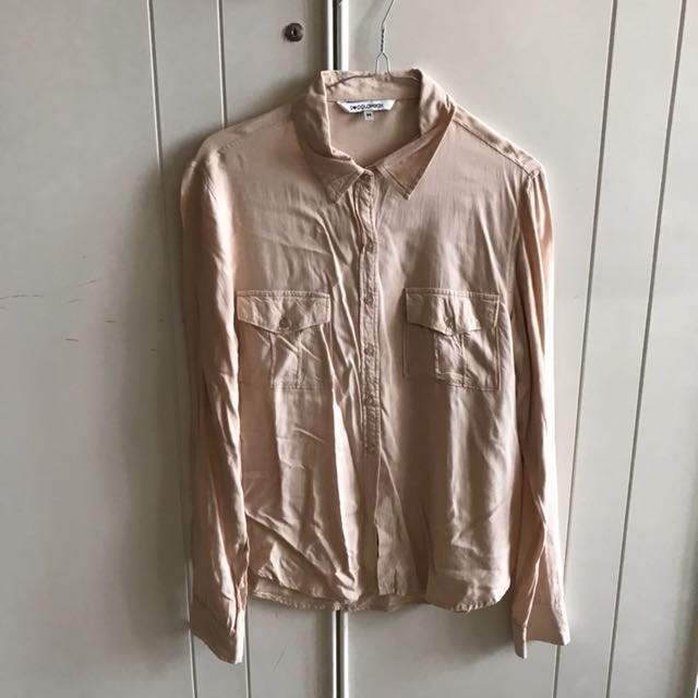 Colorbox Nude Office Shirt