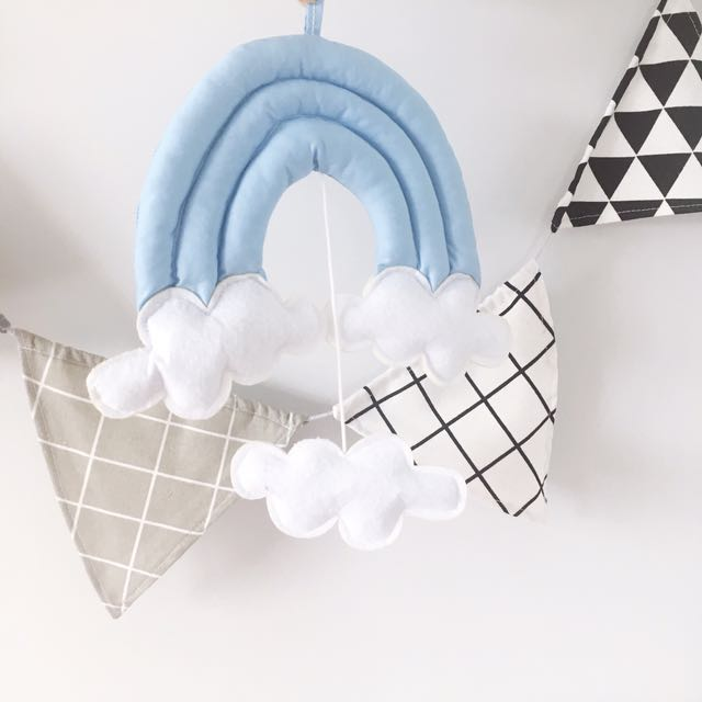 Cot decoration / baby room
