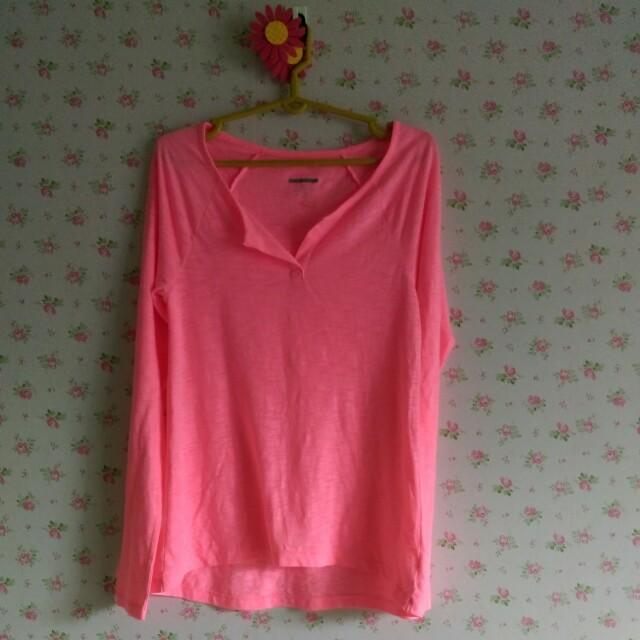 Cotton Long-sleeved shirt