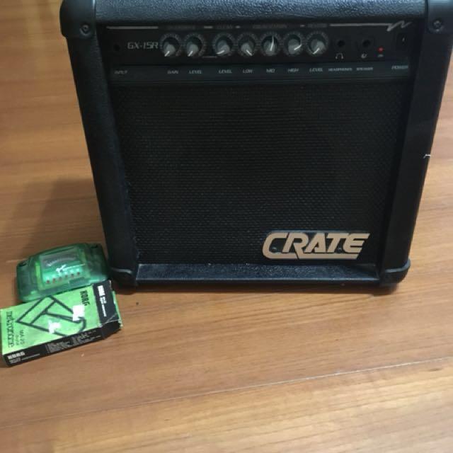 Crate-電吉他音箱