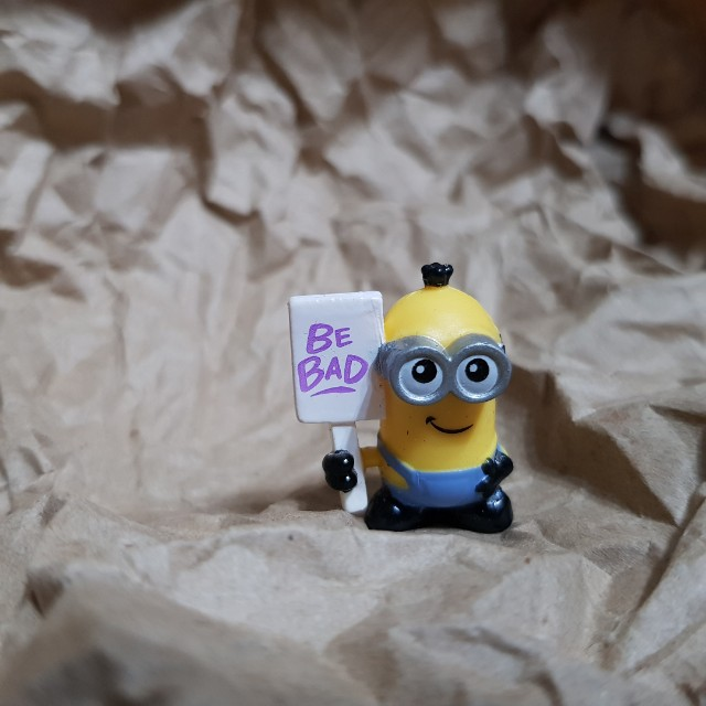 Despicable Me Minions Mystery Mineez