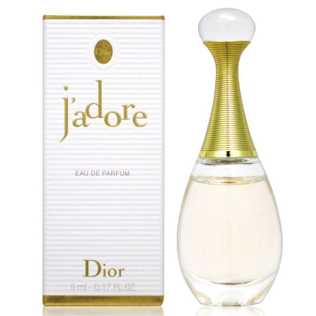 Dior迪奧 j'adore真我宣言香氛 EDP 5ml