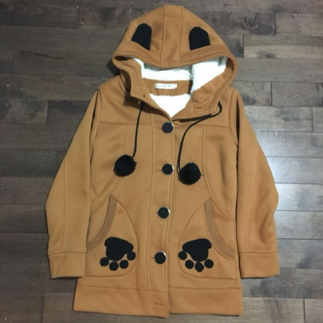 Dog jacket size L