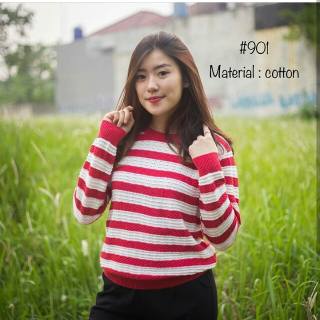 Dorothie stripes sweater