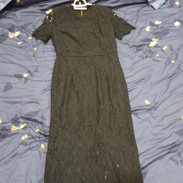 Doublewoot Dress (Size M)