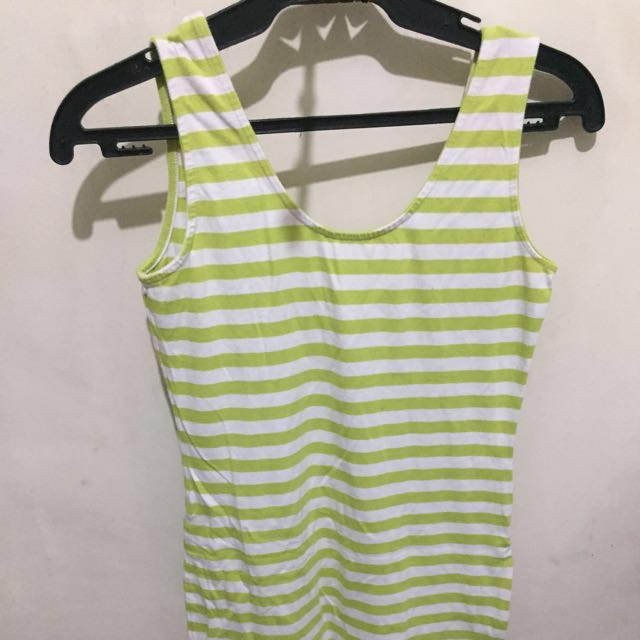 Dress stripes stretchable